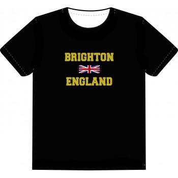 Souvenir T-Shirt (BRIGHTON-ENGLAND)