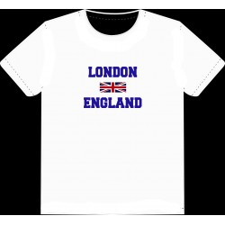 Souvenir T-Shirt (LONDON-ENGLAND)