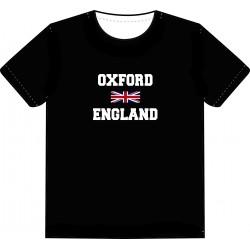 Souvenir T-Shirt (OXFORD-ENGLAND)