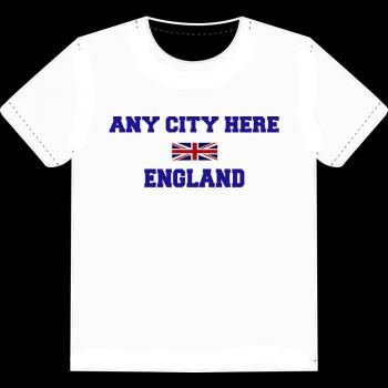 Souvenir T-Shirt (ENGLAND)
