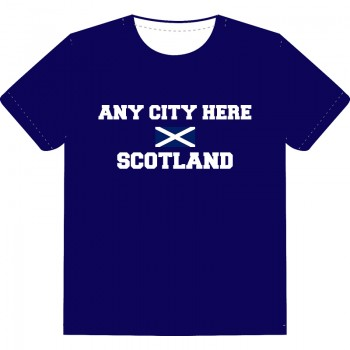 Souvenir T-Shirt (SCOTLAND)