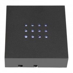 LED Display Light Base for Crystal Medium